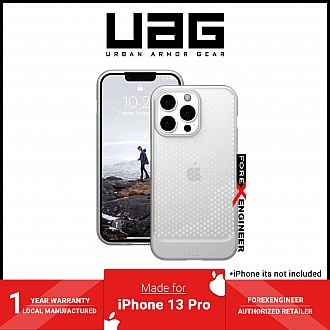 """UAG [U] Lucent for iPhone 13 Pro 5G 6.1"""" - Ice  (Barcode: 810070363390 )"""